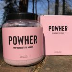 powher preworkout for women